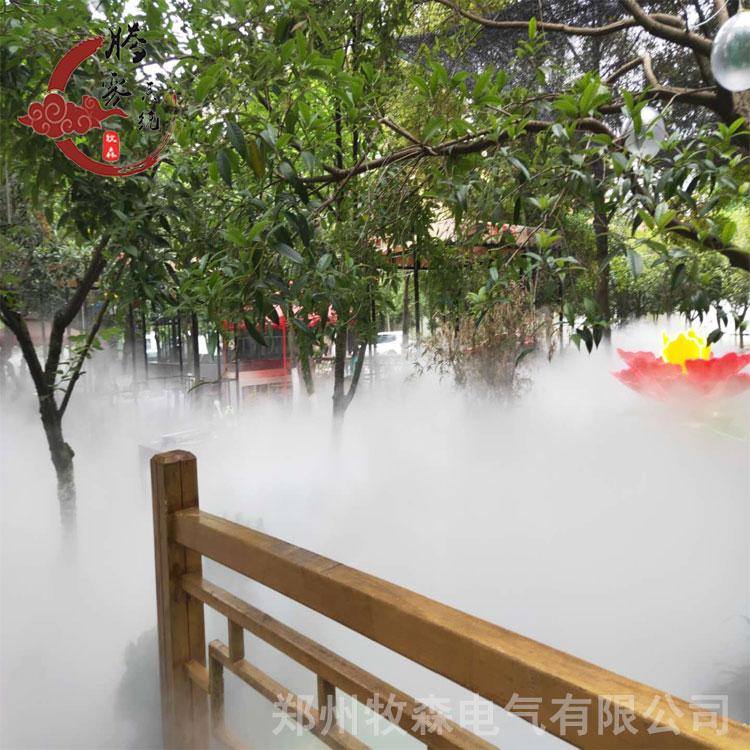 四川景觀噴霧設備 全國上門安裝
