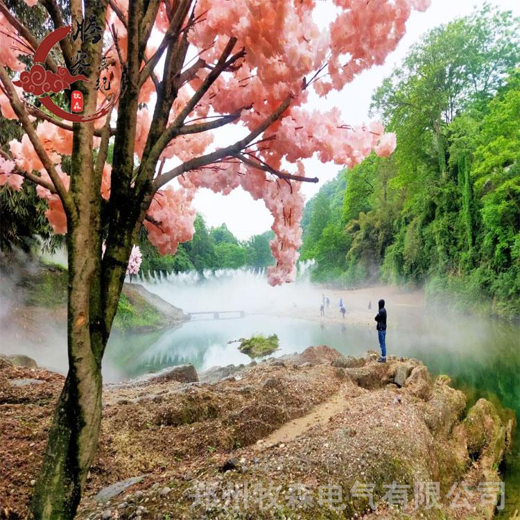 人工景觀霧化系統工程