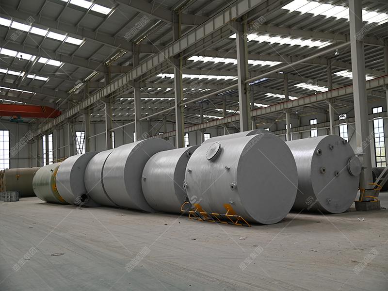 二手玻璃鋼鹽酸儲罐 化工玻璃鋼罐廠家