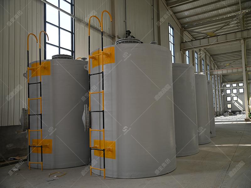 儲罐玻璃鋼 天水玻璃鋼儲運罐 玻璃鋼泵站殼體生產廠家