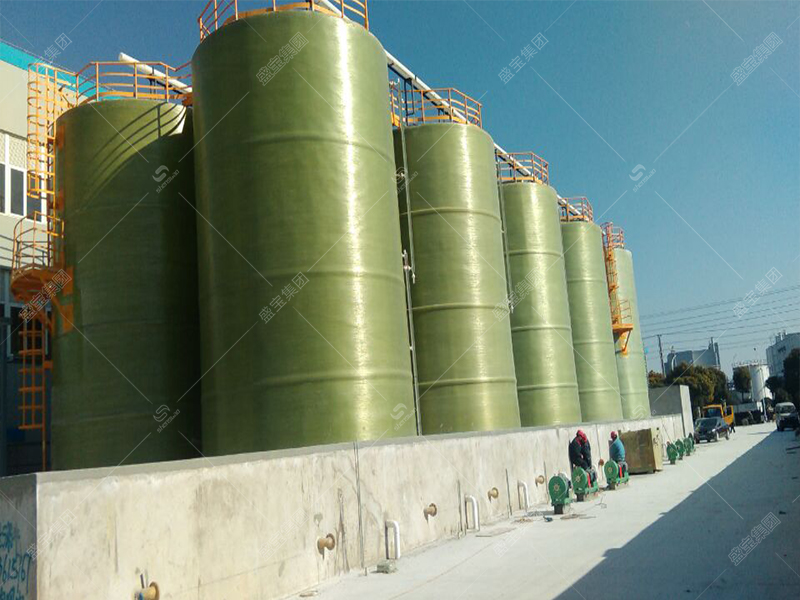 遼源玻璃鋼儲罐廠 工業玻璃鋼罐價格