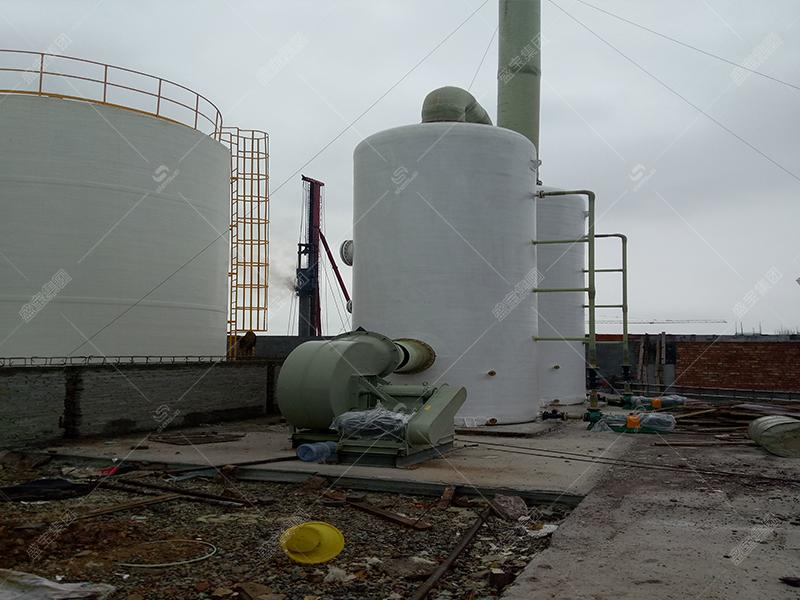 玻璃鋼立式儲罐 玻璃鋼泵站殼體制造公司