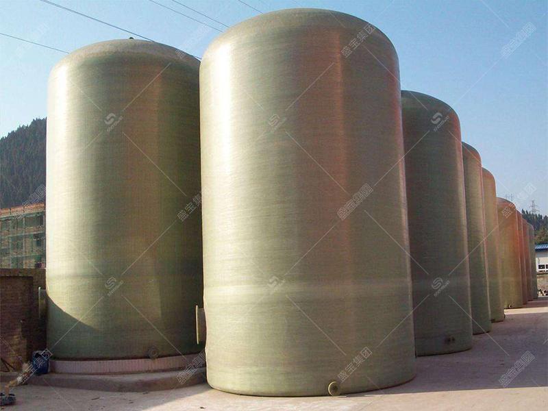 玻璃鋼儲罐供應廠家 六安玻璃鋼酸儲罐 玻璃鋼罐體價格