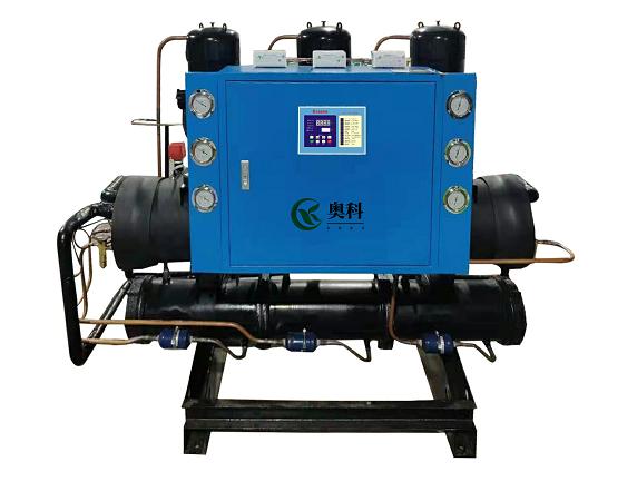 風冷箱式冷凍機  水冷式冷水機