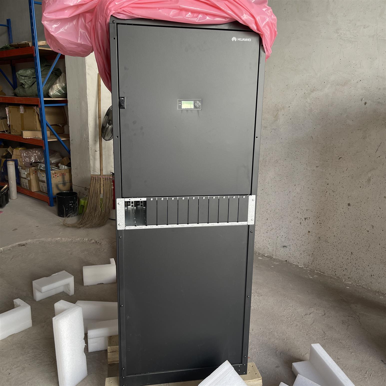 成都華為TP48600B室內電源 600A機柜