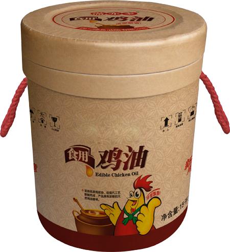 25kg包裝豬油紙桶 高度能做到600mm 耐冷熱防腐蝕