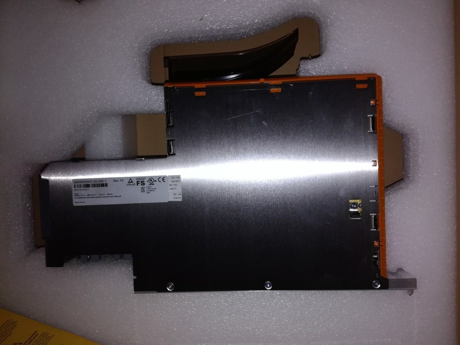 B&R显示屏 4PP120.1043-31