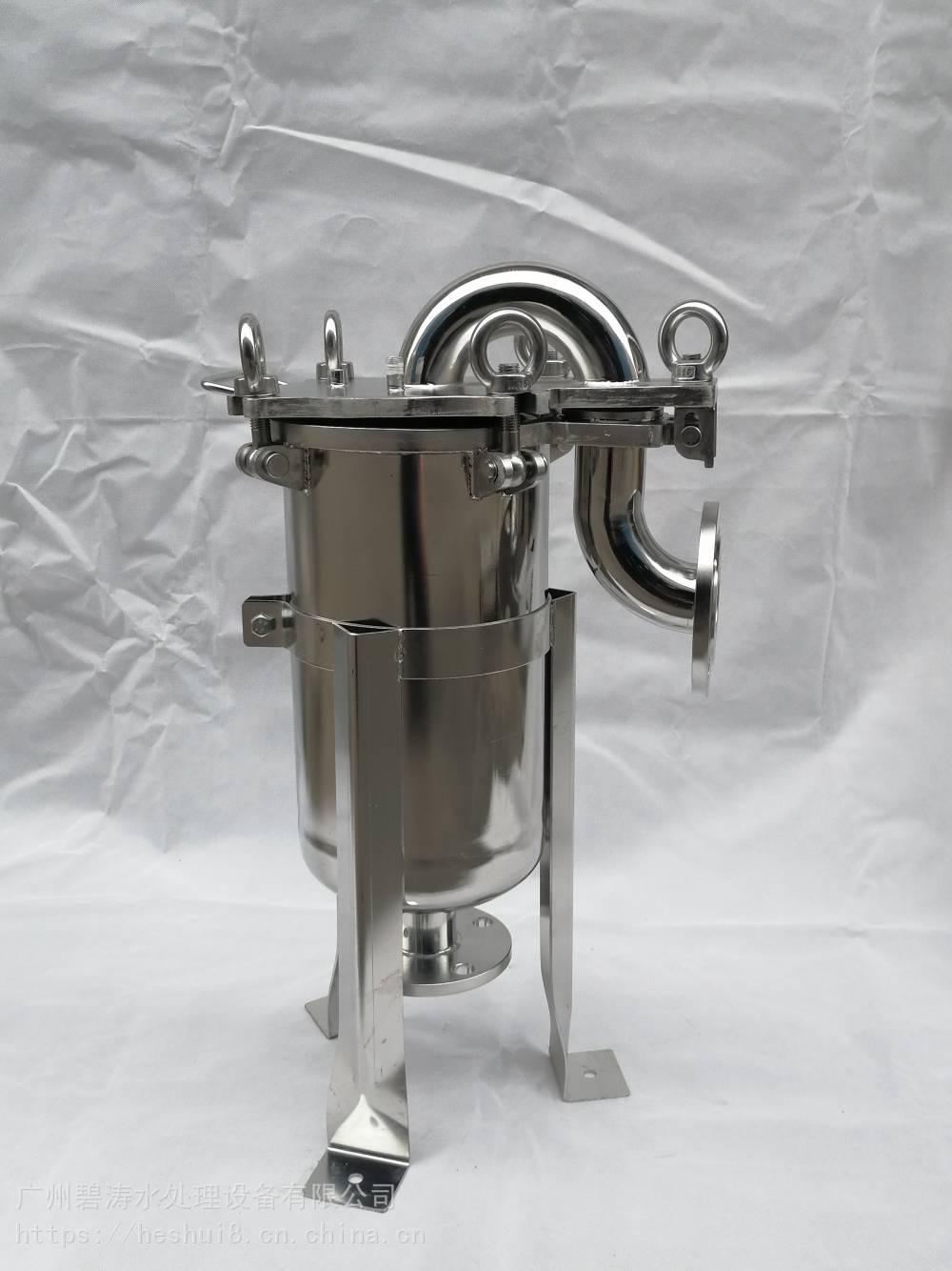 空气不锈钢气体除菌过滤器 实力工厂