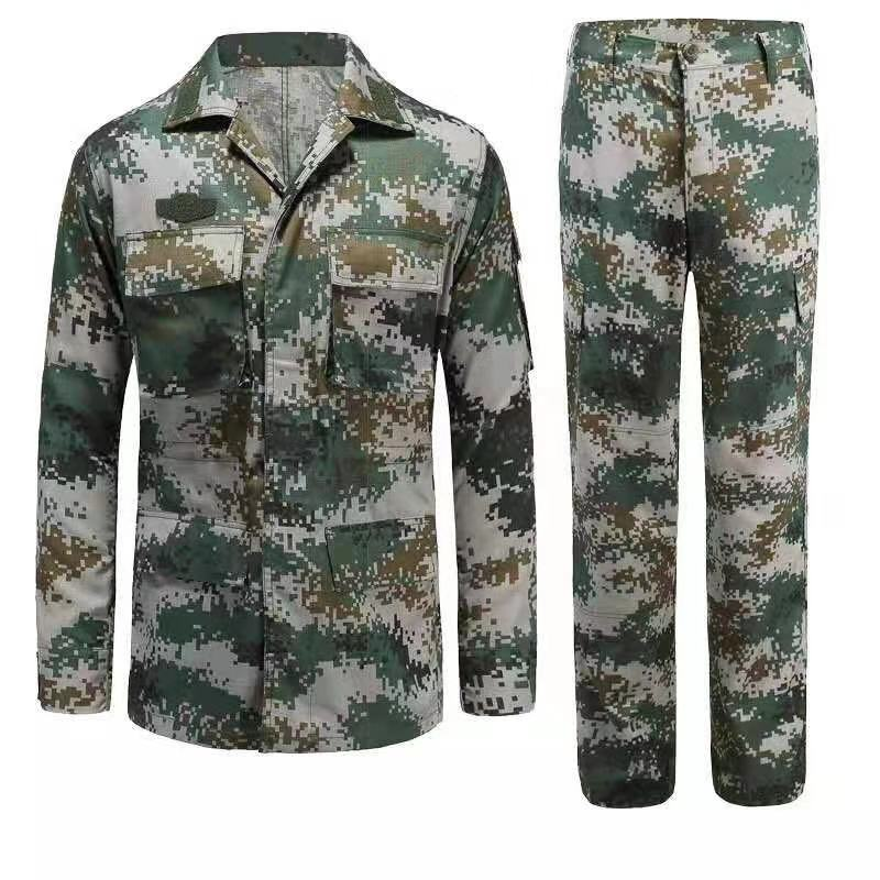 體能服定制 蚌埠軍訓服定制當天發貨 軍訓服定做批發
