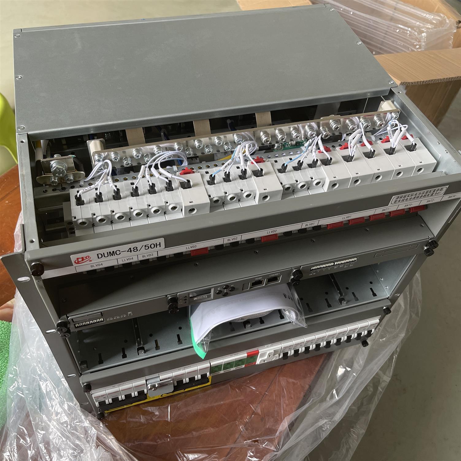 室內電源 動力源DUM-48/50H機柜電源