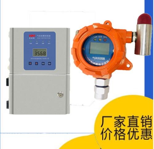 壁掛式總線制有毒氣燃氣報警器 多線制可燃氣體濃度報警控制器 意通順電子廠家發貨