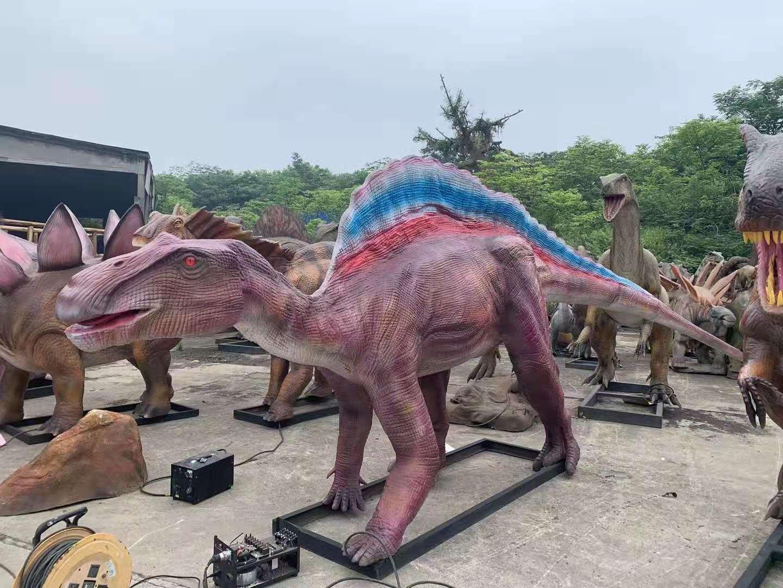 蕪湖恐龍模型公司
