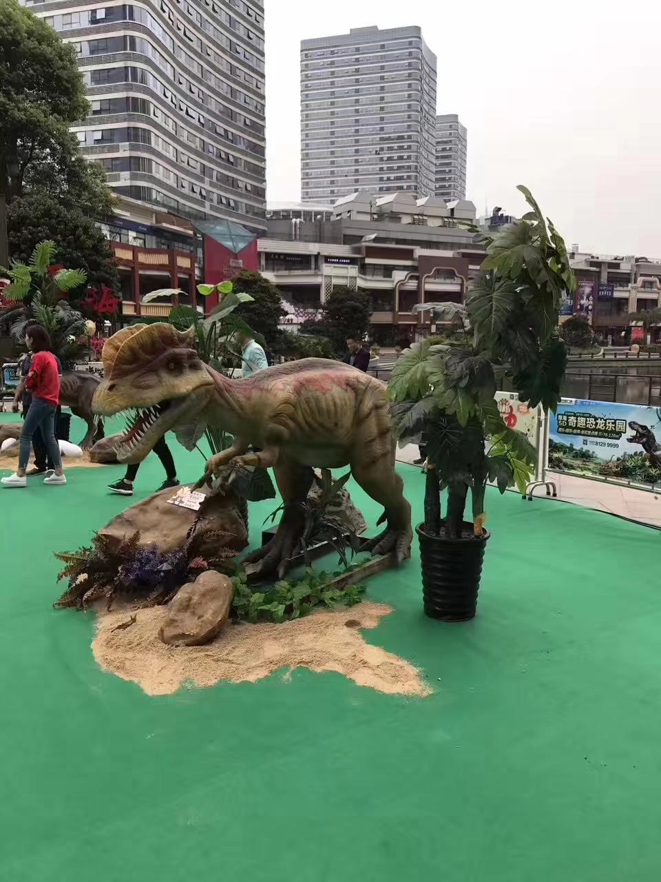 重慶恐龍模型出租
