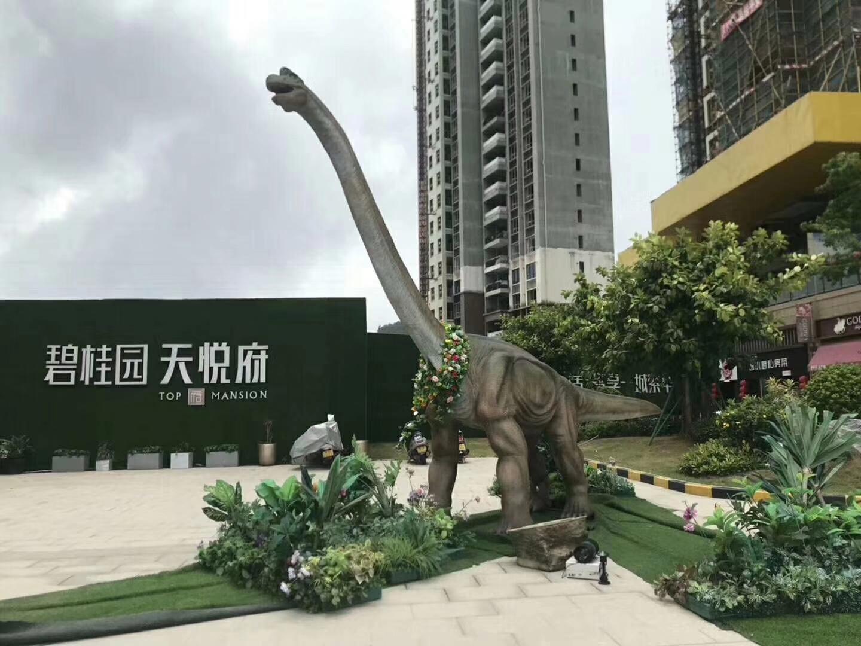 臺州恐龍模型租賃