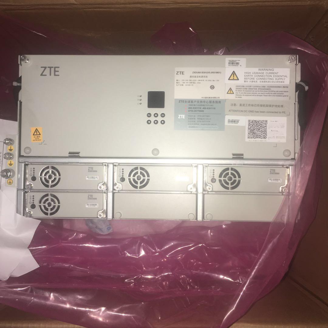 ZTE中興ZXDU58B900機架是電源