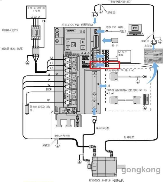 西門子編碼器電纜供應