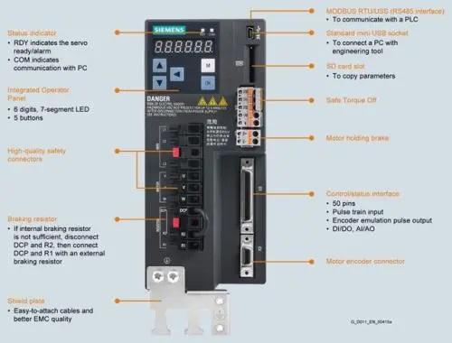 中國西門子V90高慣量系統電纜一級供應