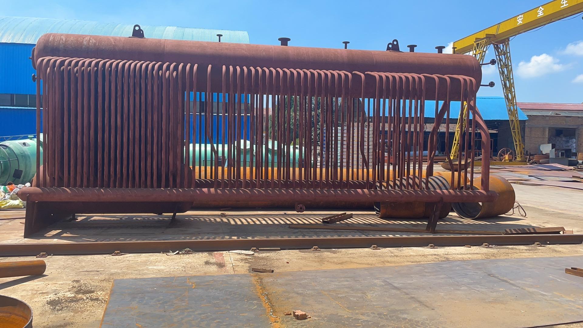 淮北20吨生物质蒸汽锅炉