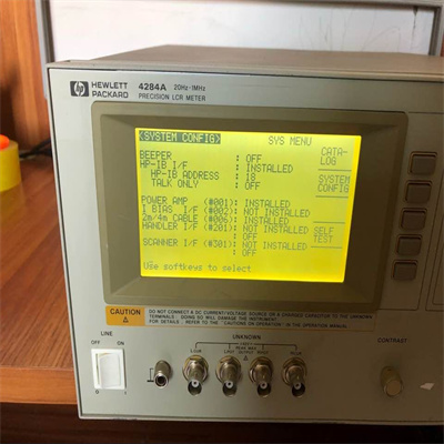 回收4284A_LCR測試儀