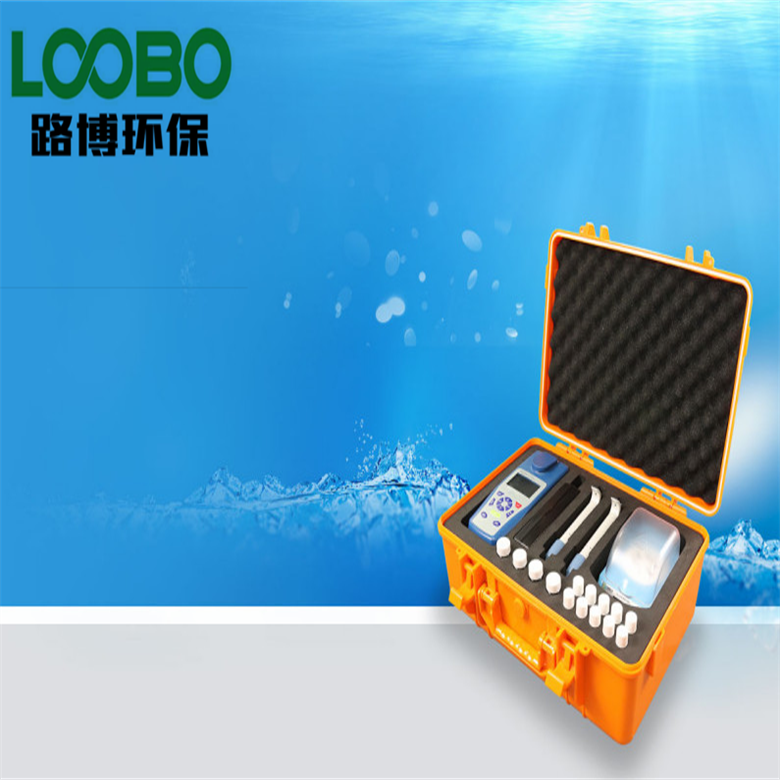 LB-18H型水質COD快速測定儀 采用消解比色一體管檢測
