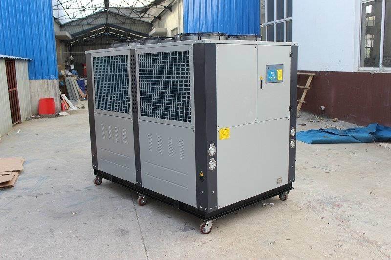 螺桿式工業激光冷水機組 工業注塑冰水機組 水冷螺桿制冷機組