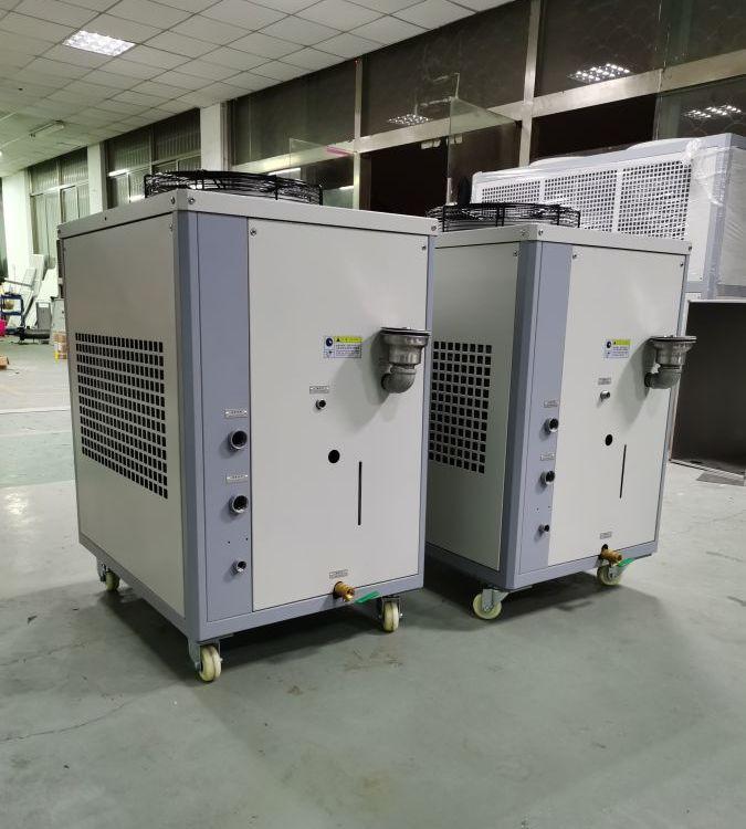 5P水冷式冷水機2p風冷式水冷機
