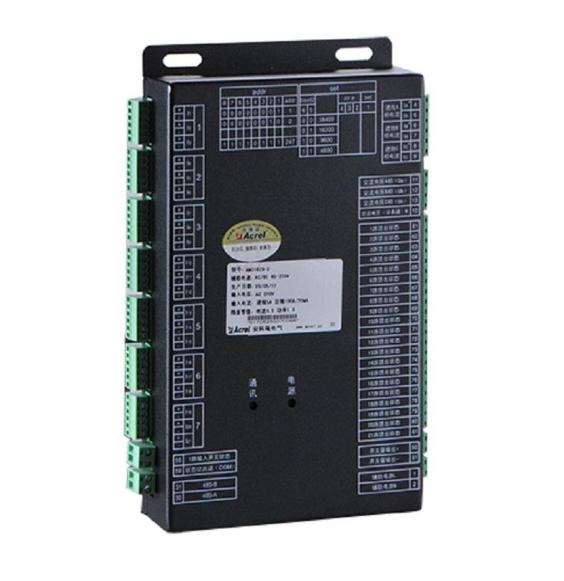 安科瑞數據機房能耗監控裝置AMC16Z-ZA 多回路采集監控裝置