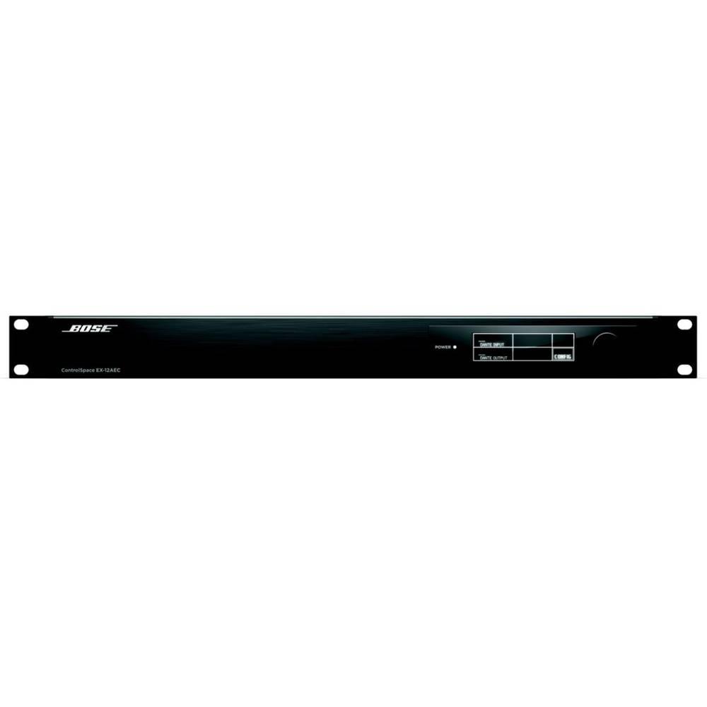 BOSE EX-12AEC 會議信號處理器 音頻處理器 嘯叫抑制器 話筒回聲消除系統