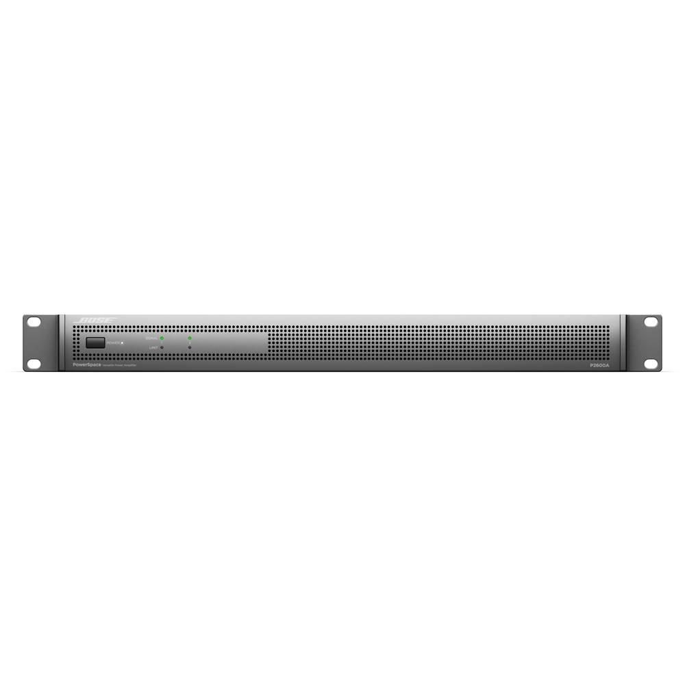 BOSE P2600A 雙聲道DSP音頻功率放大器/數字放 網絡功放 博士功放