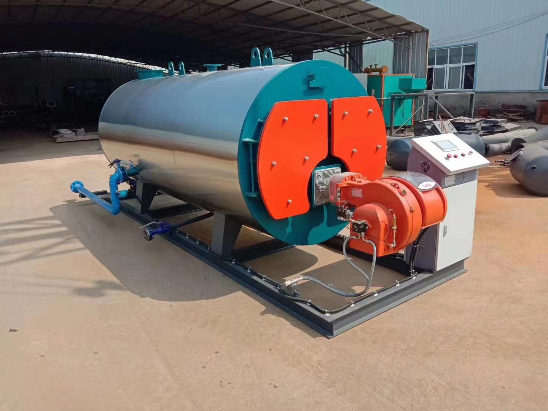 成都6吨燃气热水锅炉厂家