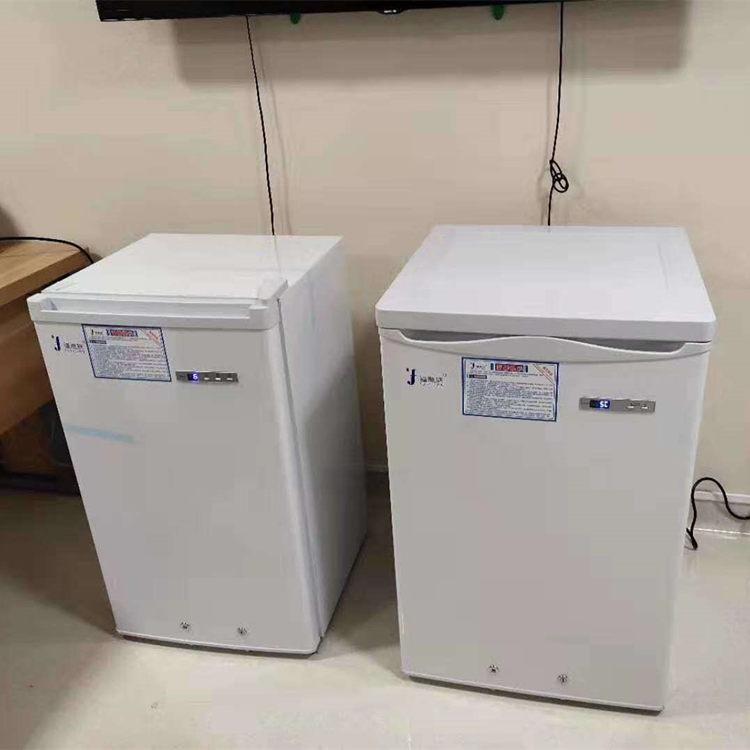 負20度以下低溫冰箱 雙人雙鎖溫度顯示