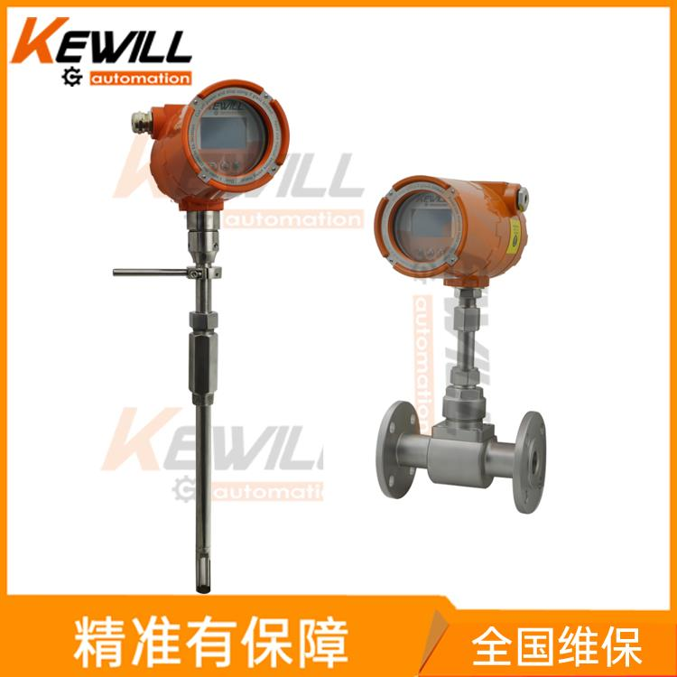 北京气体质量流量计厂家转子式气体流量计KEWILL