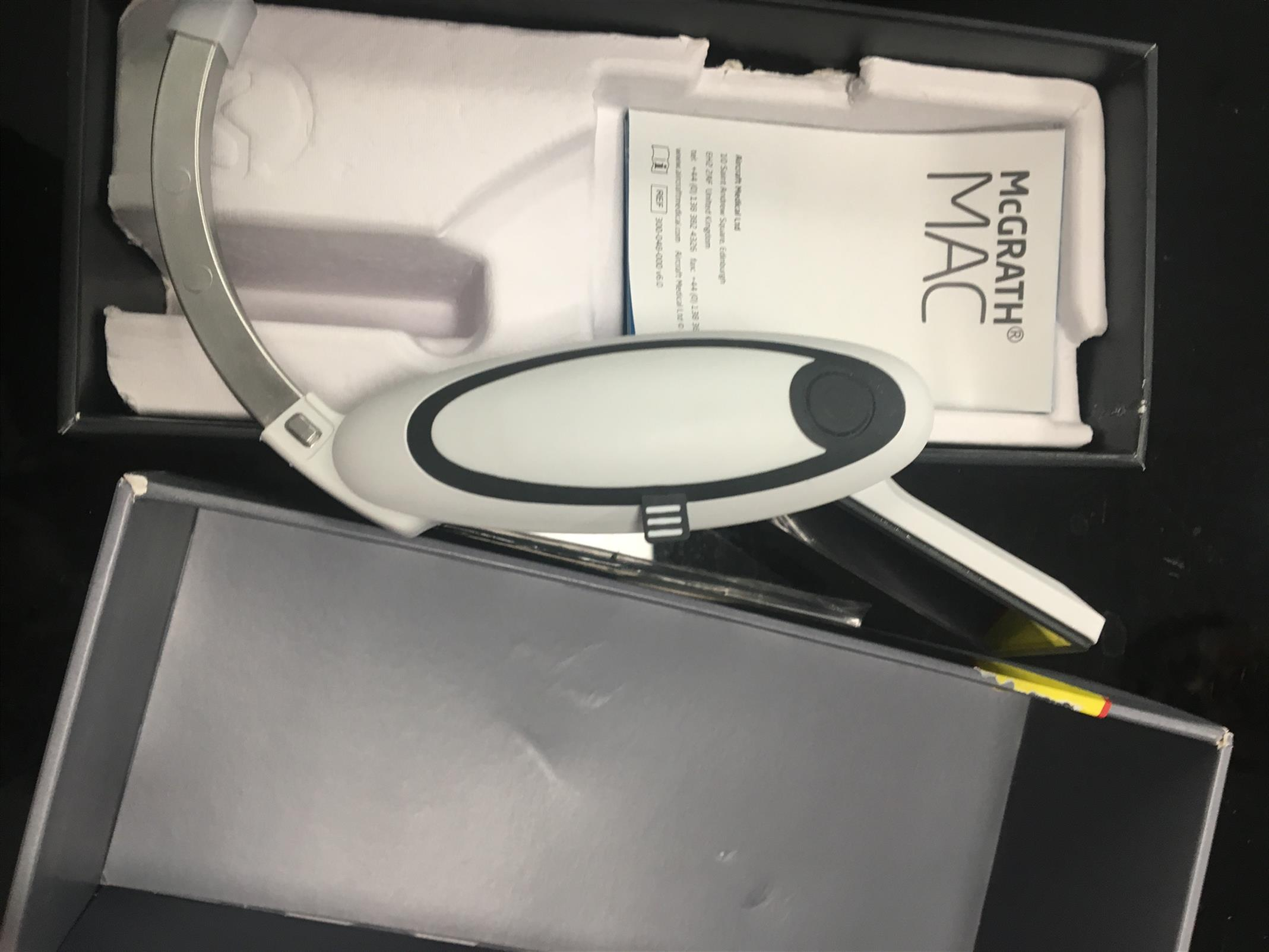 临汾英国麦氏MAC3可视喉镜公司