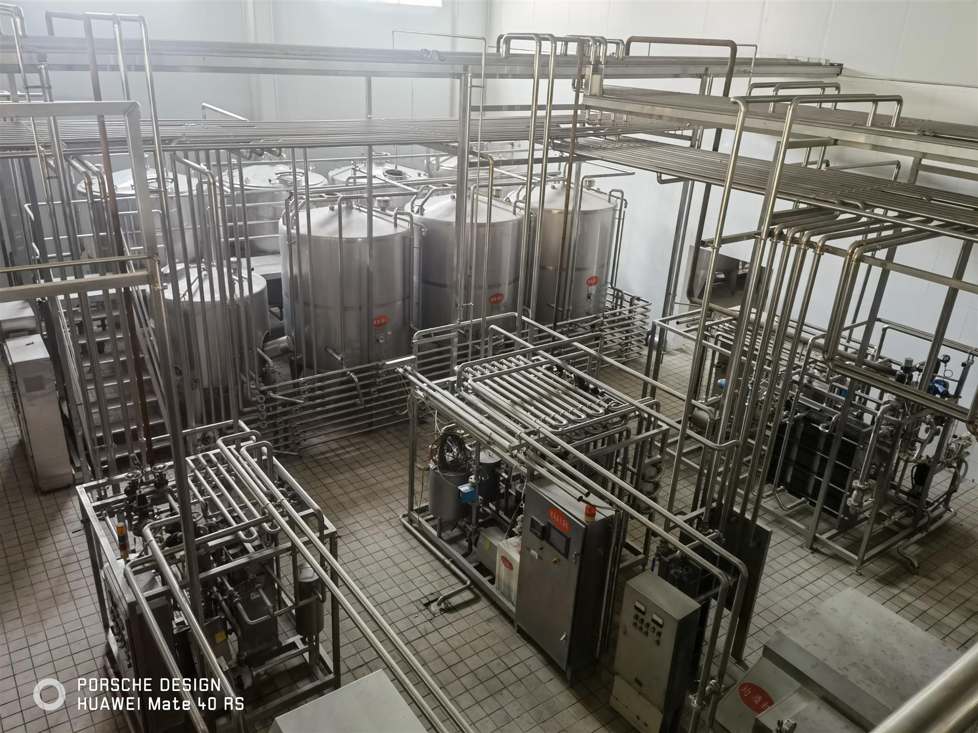 眉山回收乳品设备厂
