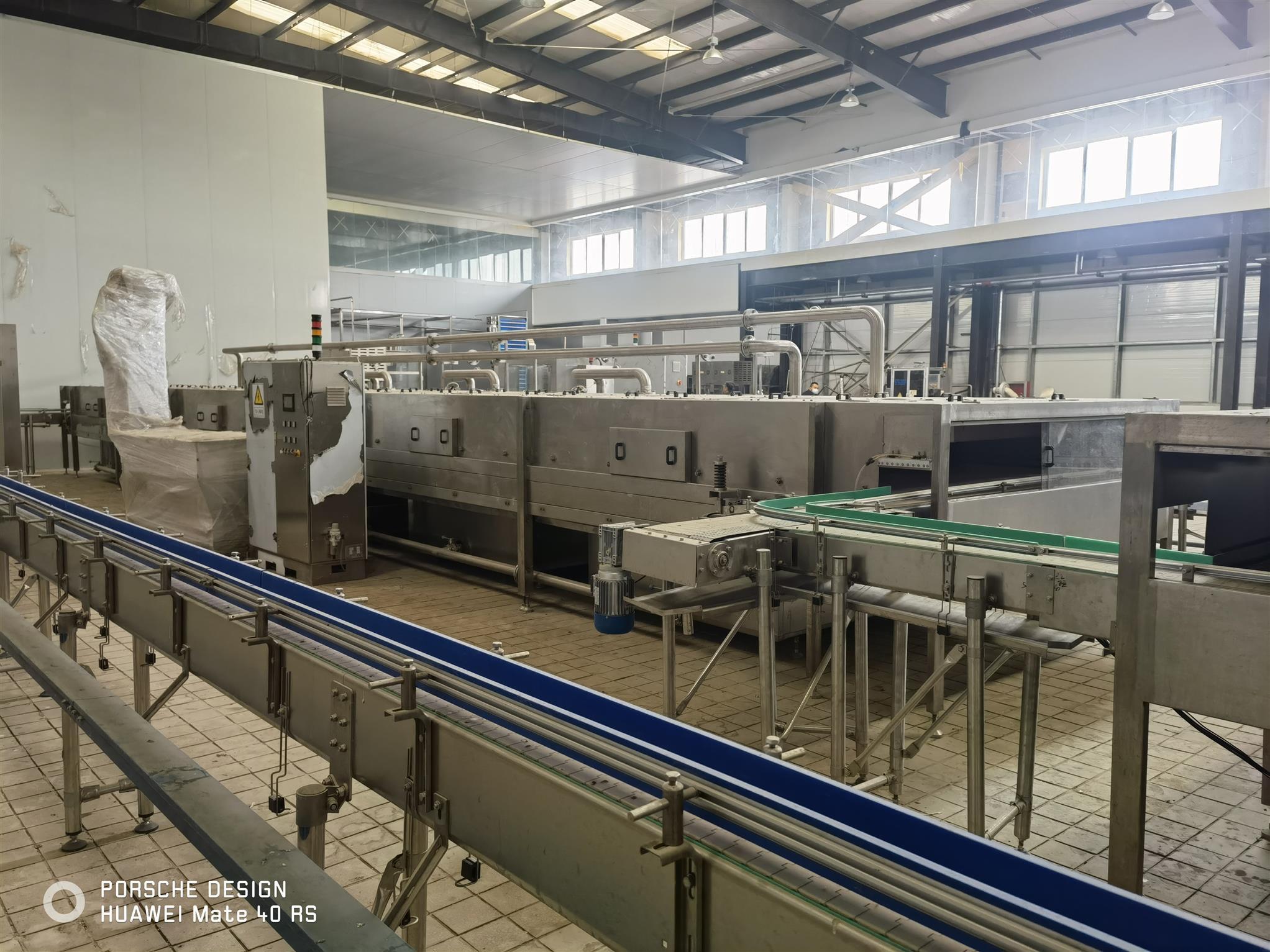 徐州乳品厂设备转让价格