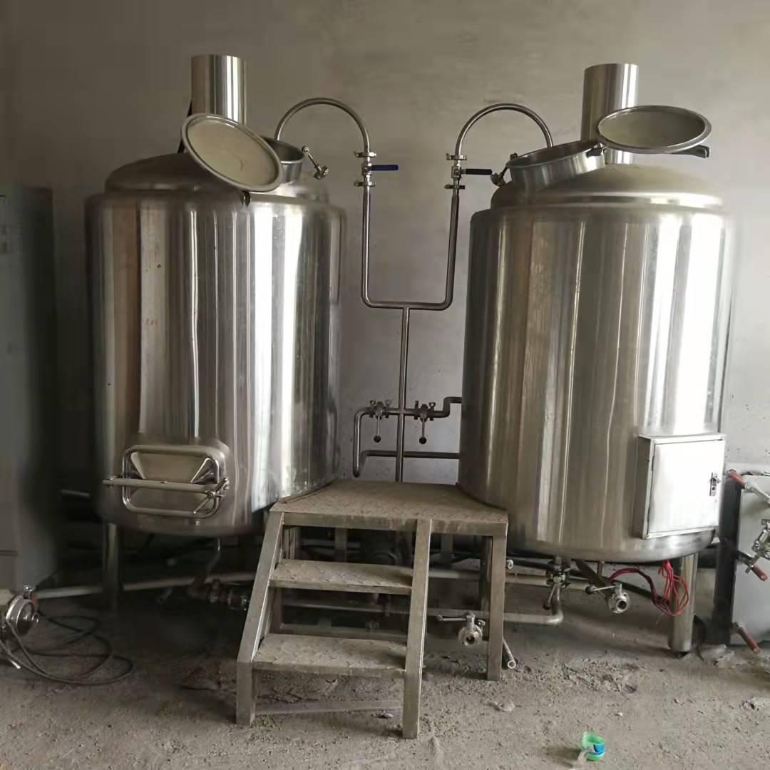 银川转让二手精酿啤酒设备批发