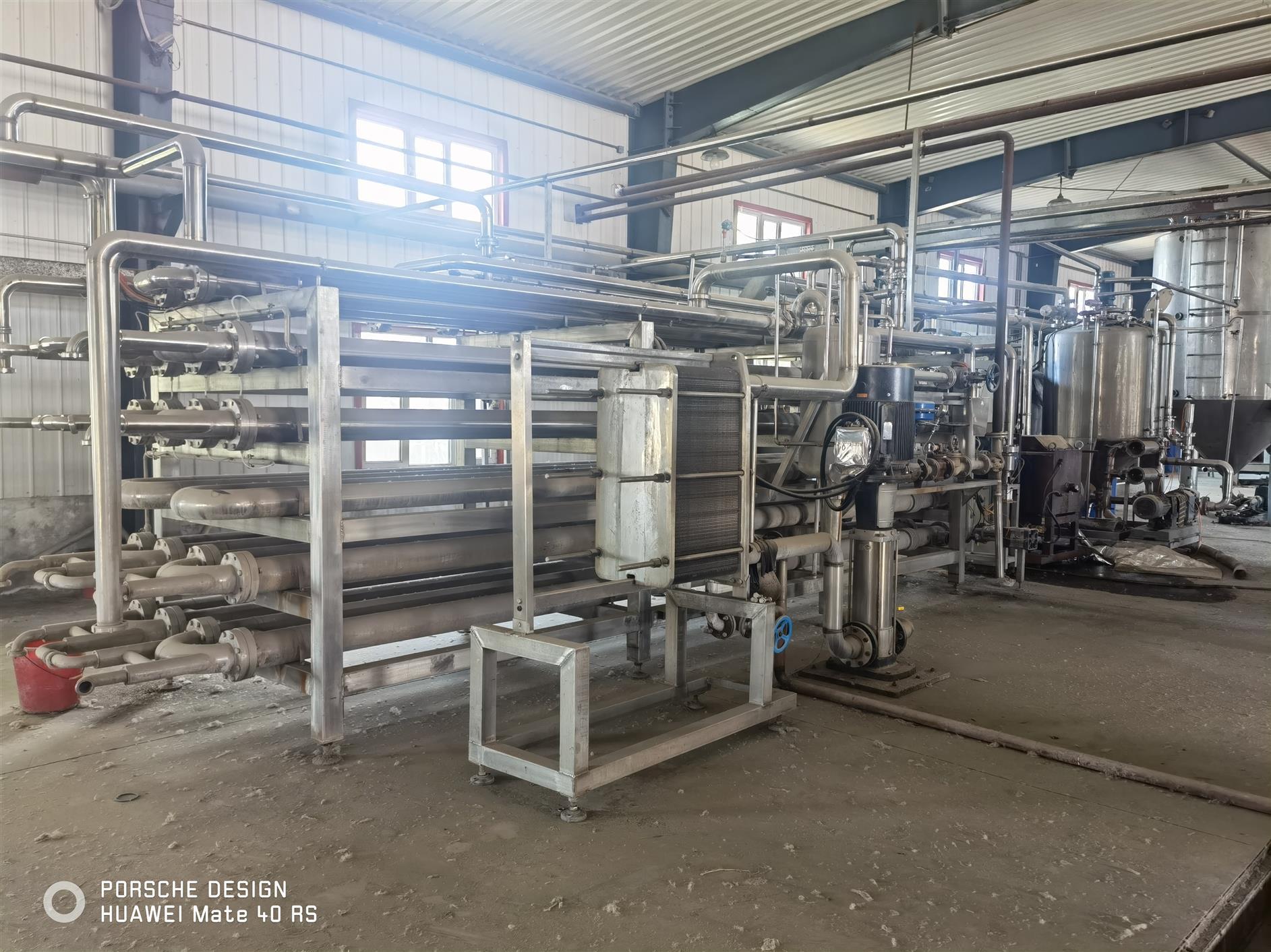 广州回收管式杀菌机出售