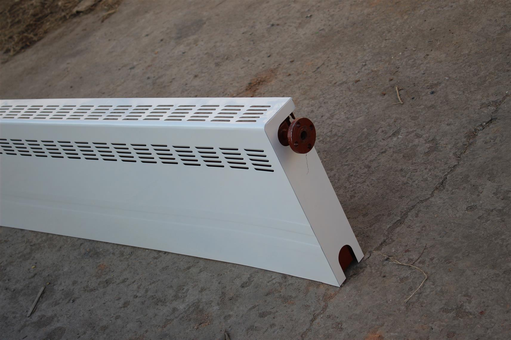 唐山踢脚线暖气片安装方法