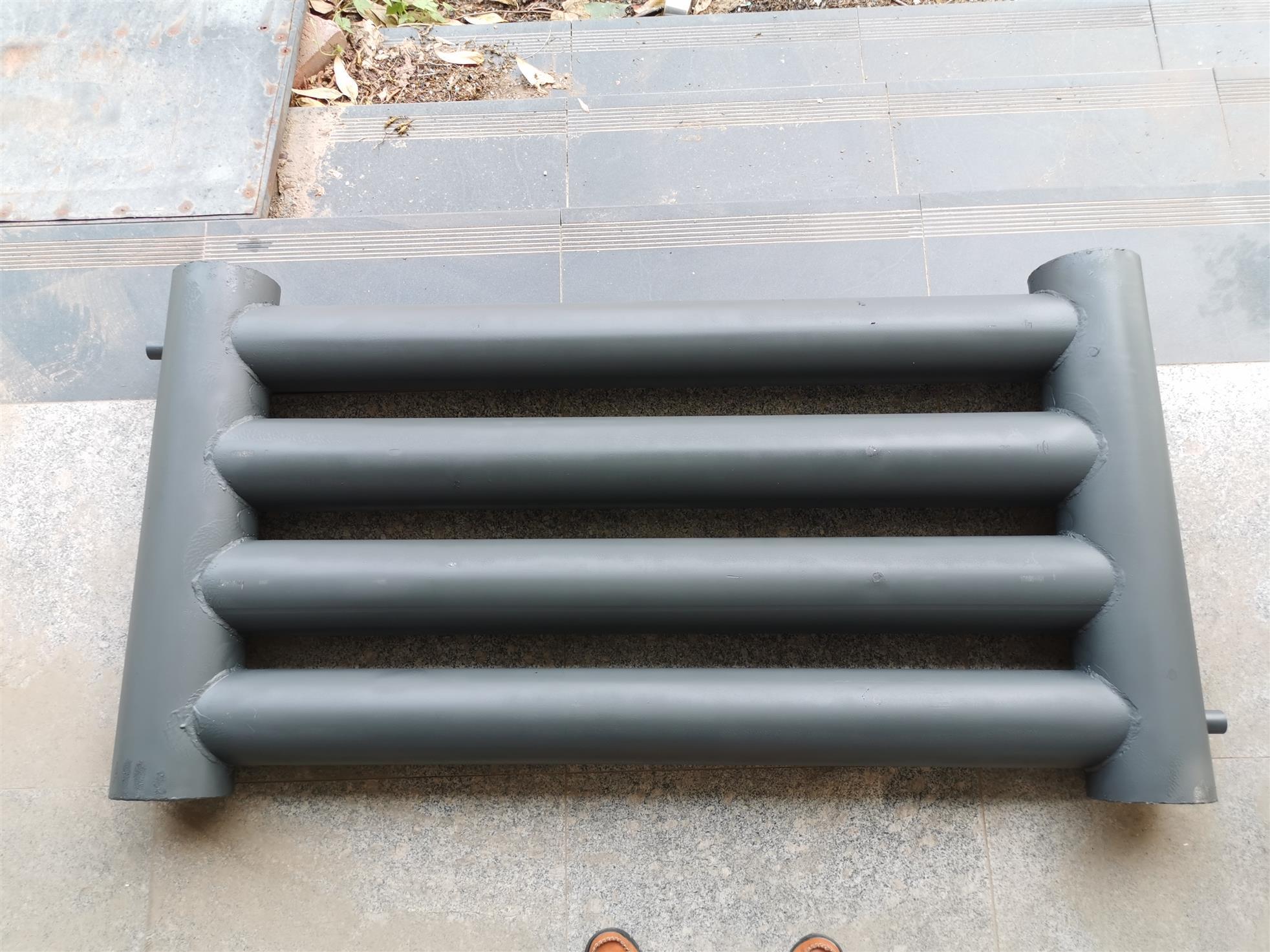 石家庄单柱暖气片安装方法
