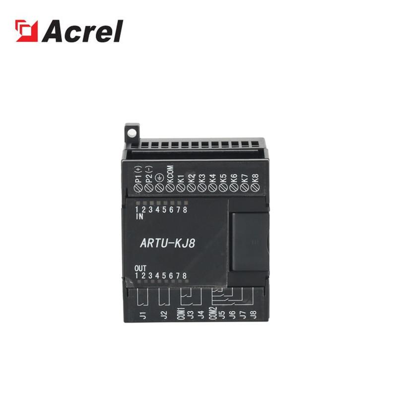 安科瑞ARTU-K16 16路開關量采集裝置