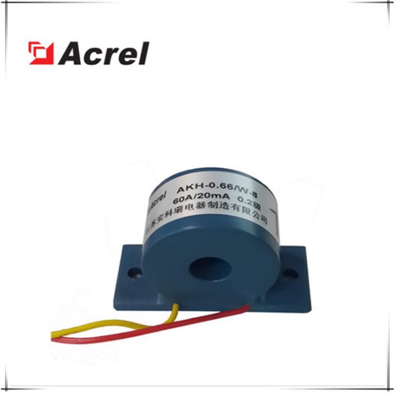 安科瑞圓形小電流互感器AKH-0.66-W-12