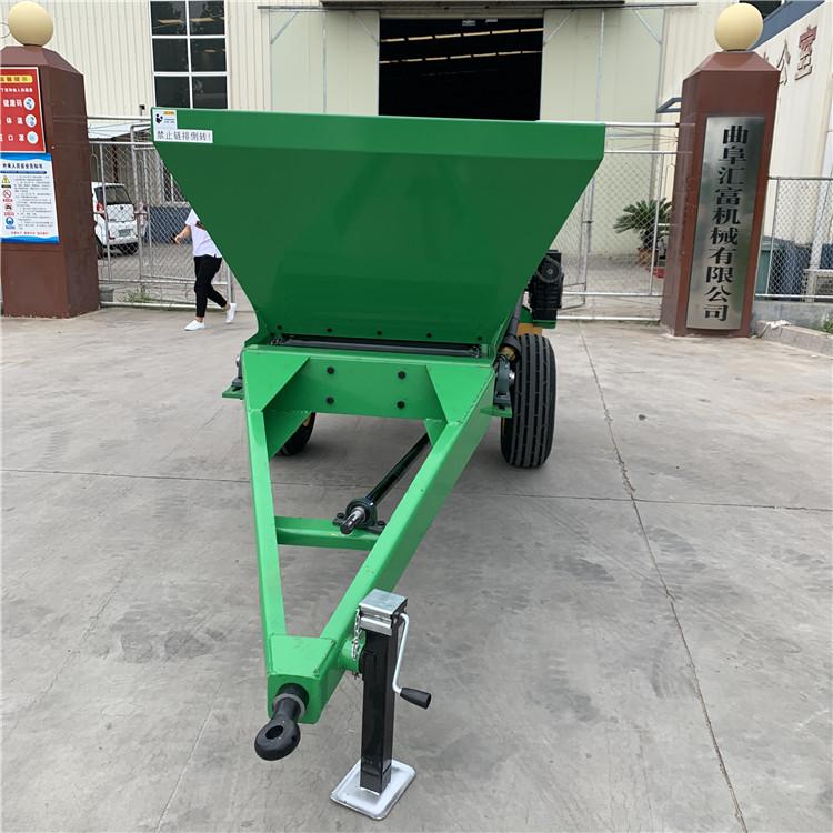 撒化肥的机器