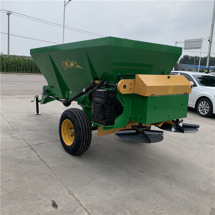 农家肥料机
