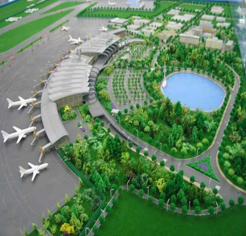 青岛黄页_青岛流亭机场沙盘青岛沙盘模型设计