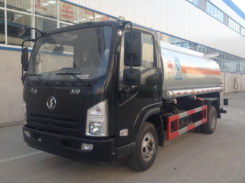 蚌埠5吨油罐车厂家上好牌照10万带全套欧标带加油机