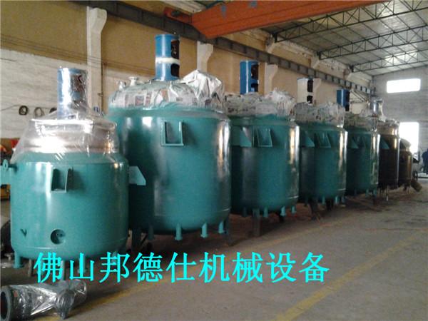 膠粘劑成套生產設備