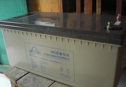 理士蓄电池12V120AH DJM12120 尺寸规格