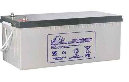 理士蓄电池12V200AH、DJM12200价格