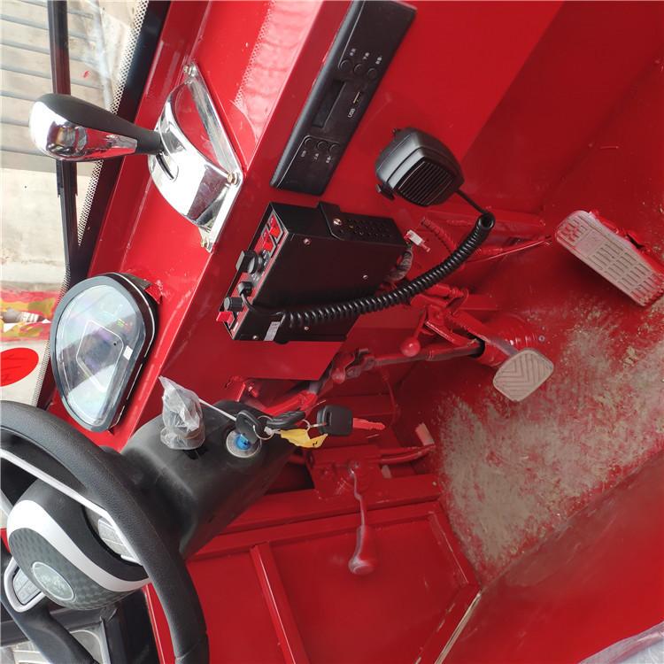 上海干粉消防车和喷水消防车那个好骞润环卫厂家直销