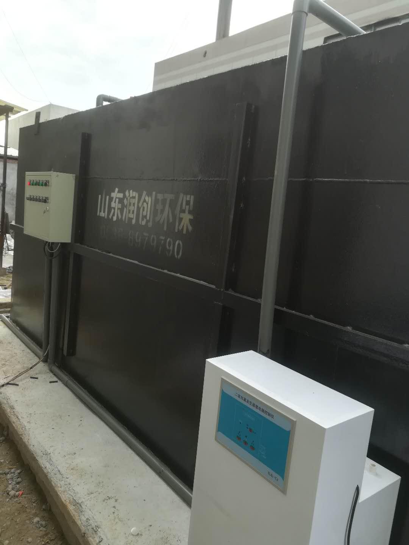 东兴生活废水处理设备新闻
